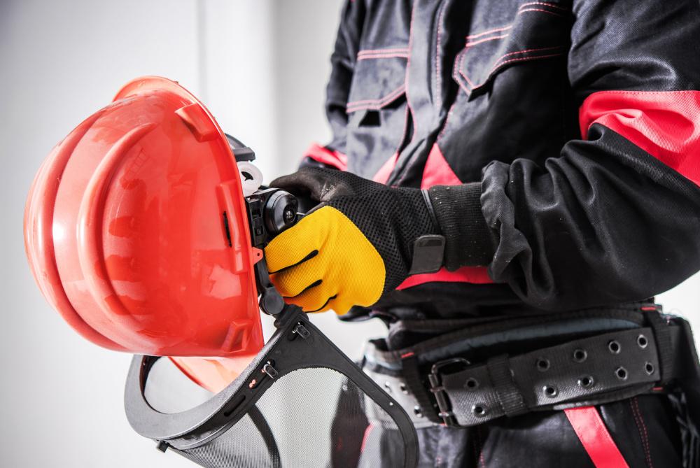 akcesoria bezpiecznej pracy